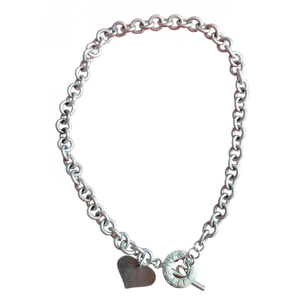 Tiffany & Co Return to Tiffany Kette in Silber