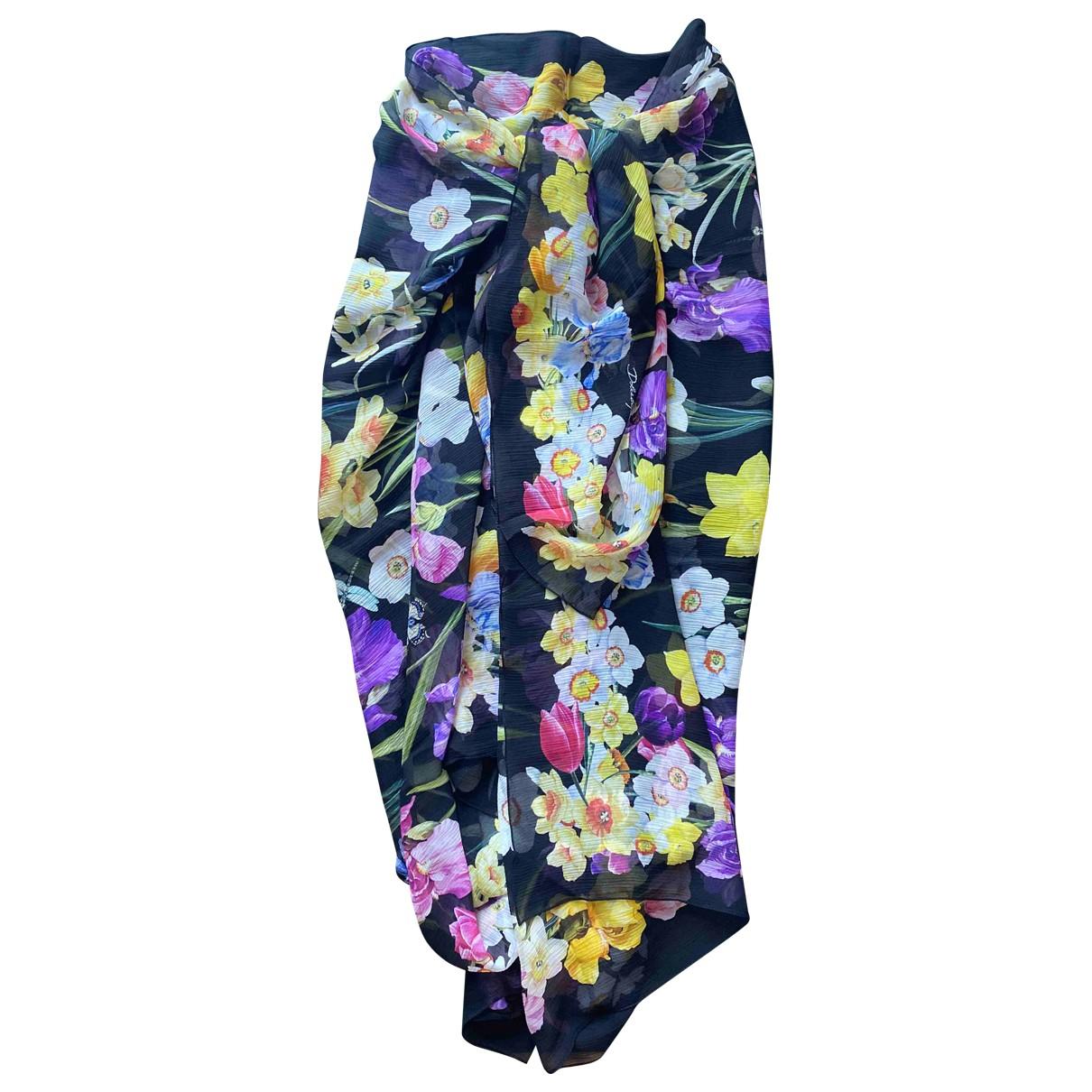 Dolce & Gabbana \N Badeanzug in  Bunt Seide