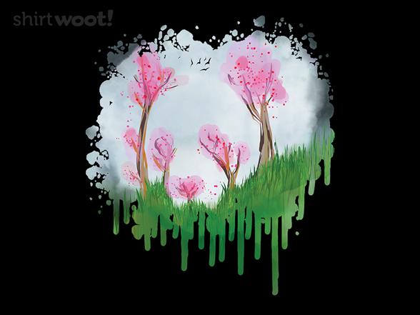 Sakura Dreams T Shirt