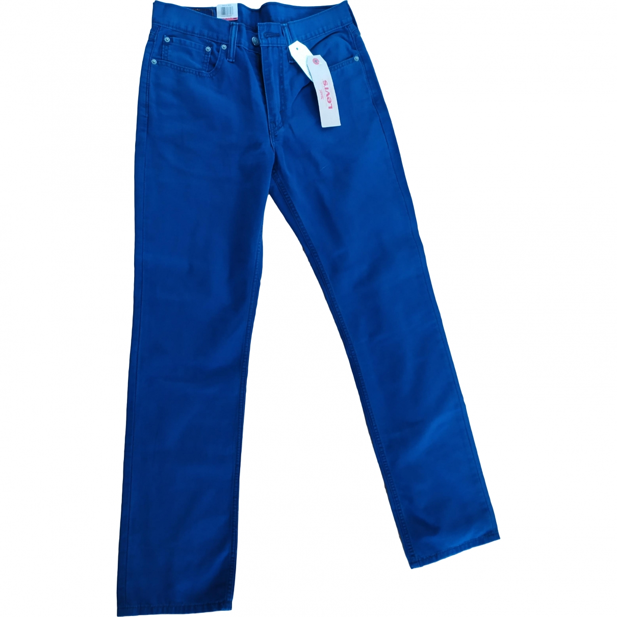 Levi's \N Blue Denim - Jeans Trousers for Men 32 UK - US