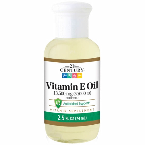 Vitamin E Oil 30000 Iu 2.5 Oz by 21st Century