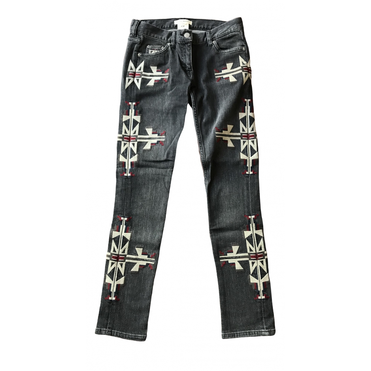 Isabel Marant Pour H&m \N Denim - Jeans Trousers for Women XS International