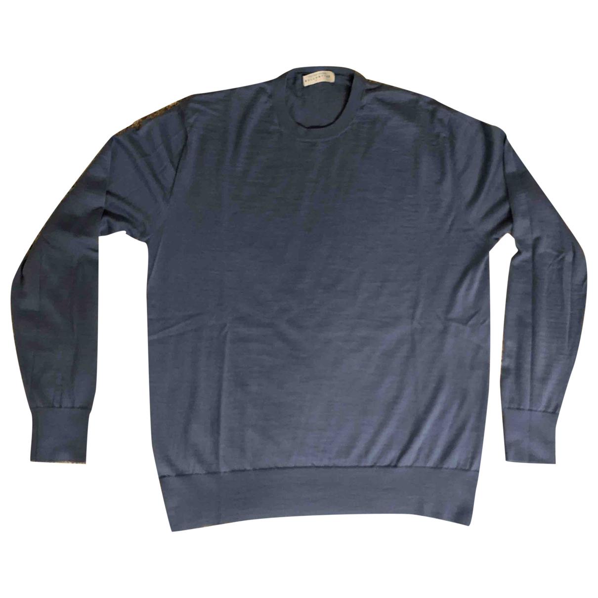 Ballantyne N Turquoise Cashmere Knitwear & Sweatshirts for Men 54 IT