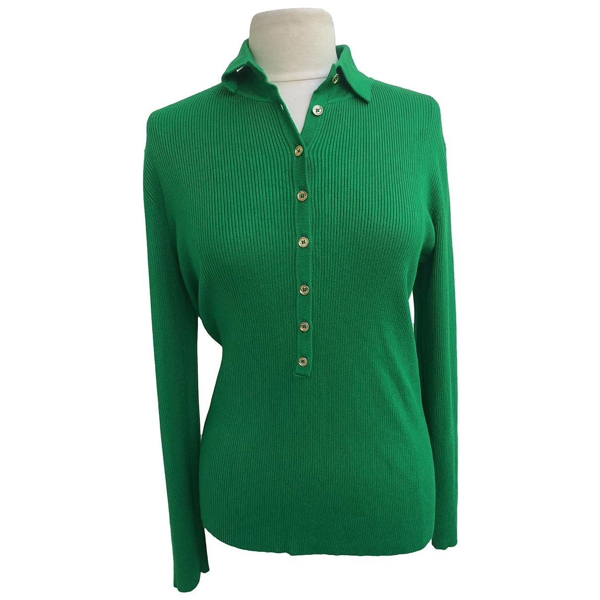 Michael Kors - Pull   pour femme - vert