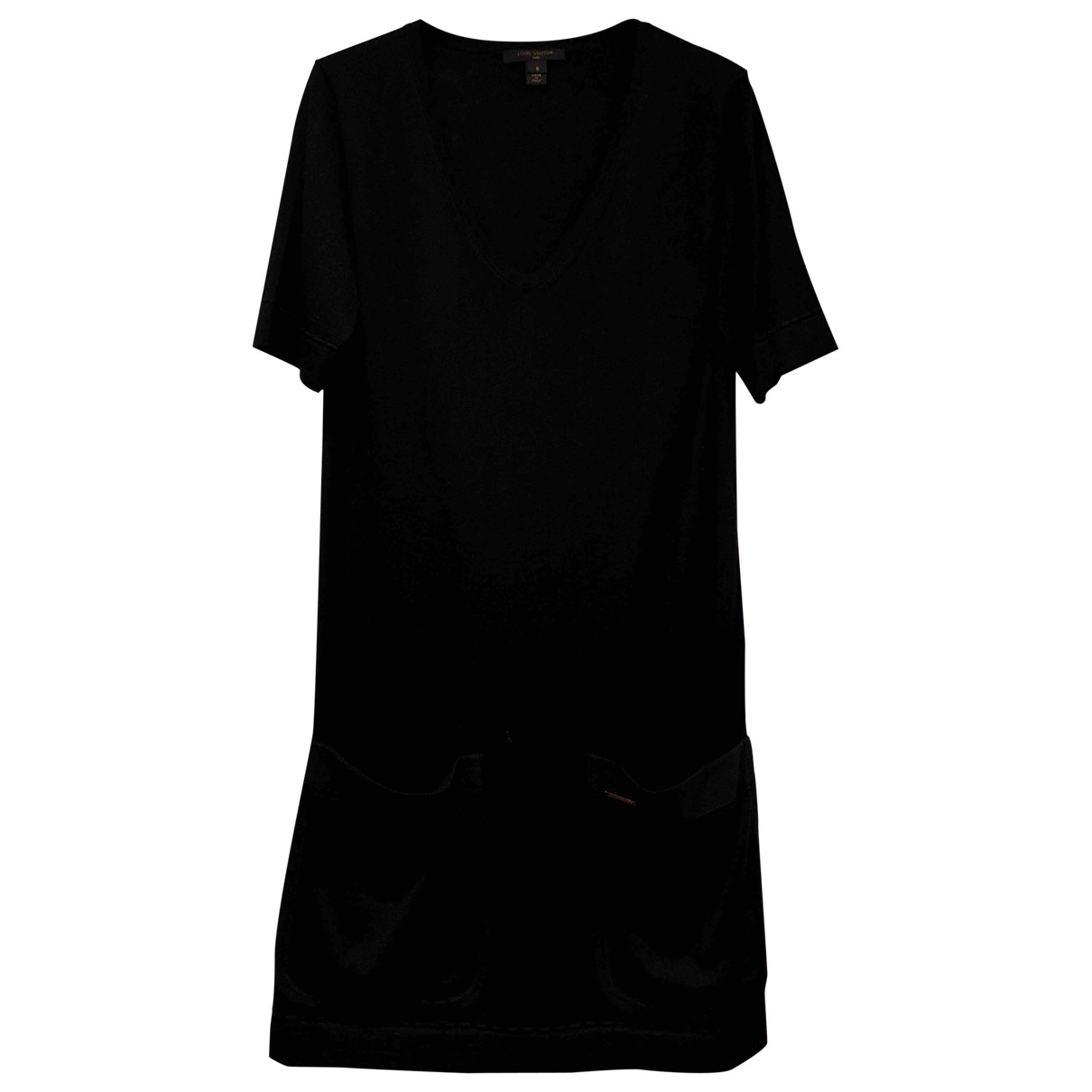 Louis Vuitton \N Black Cashmere dress for Women S International