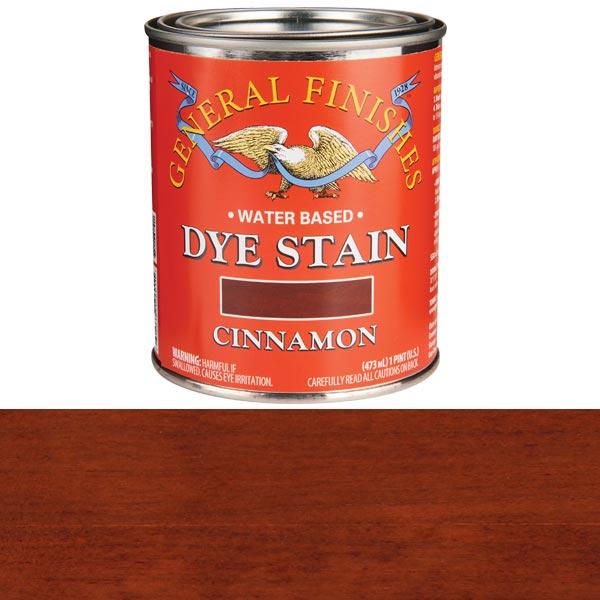 Cinnamon Dye Water Based Pint