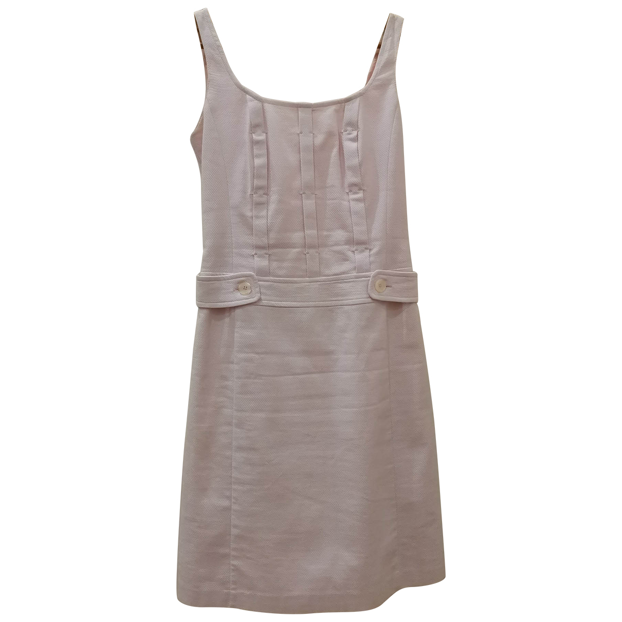 Max & Co \N Pink Cotton dress for Women 36 IT