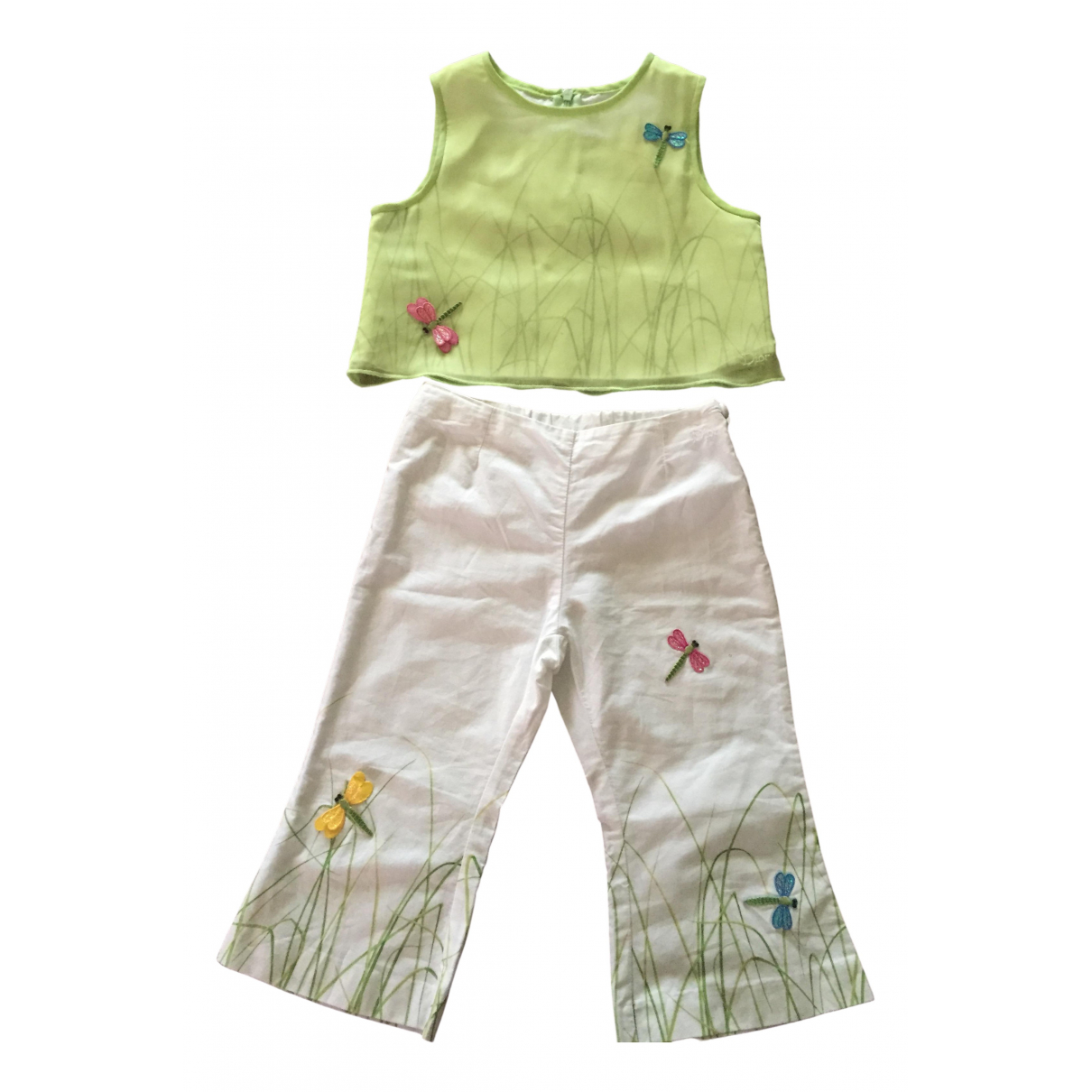 Dior \N Multicolour Cotton Outfits for Kids 4 years - up to 102cm FR