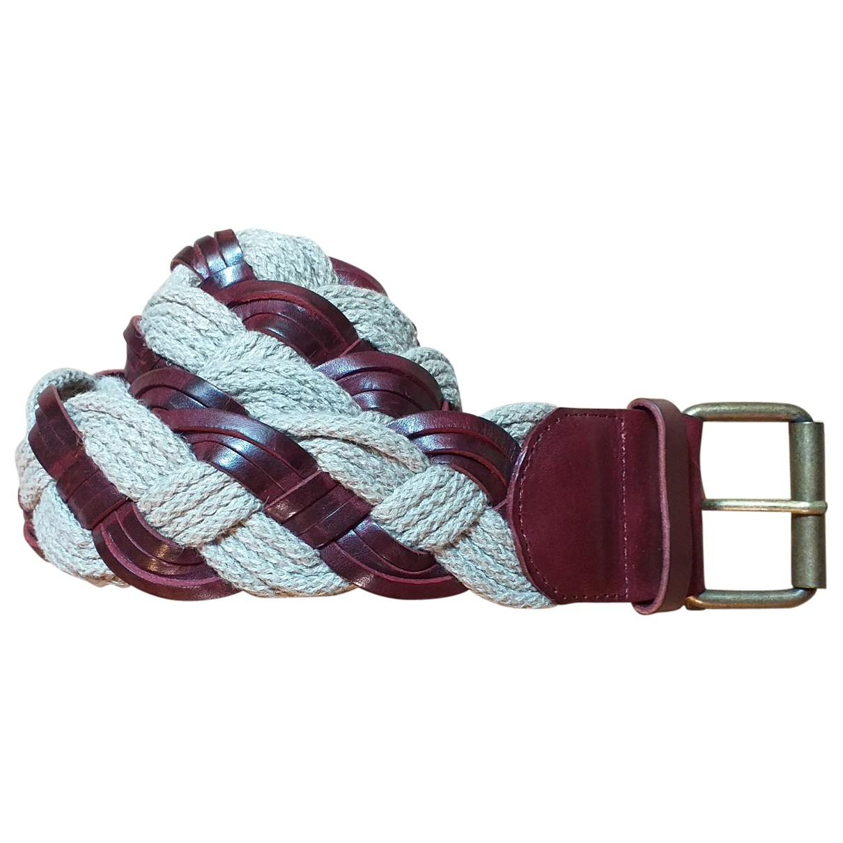 Cinturon de Cuero Ailanto