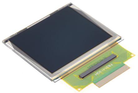 Midas 1.69in Red, Green, Blue Passive matrix OLED Display 160 x 128 TAB Multi Interface