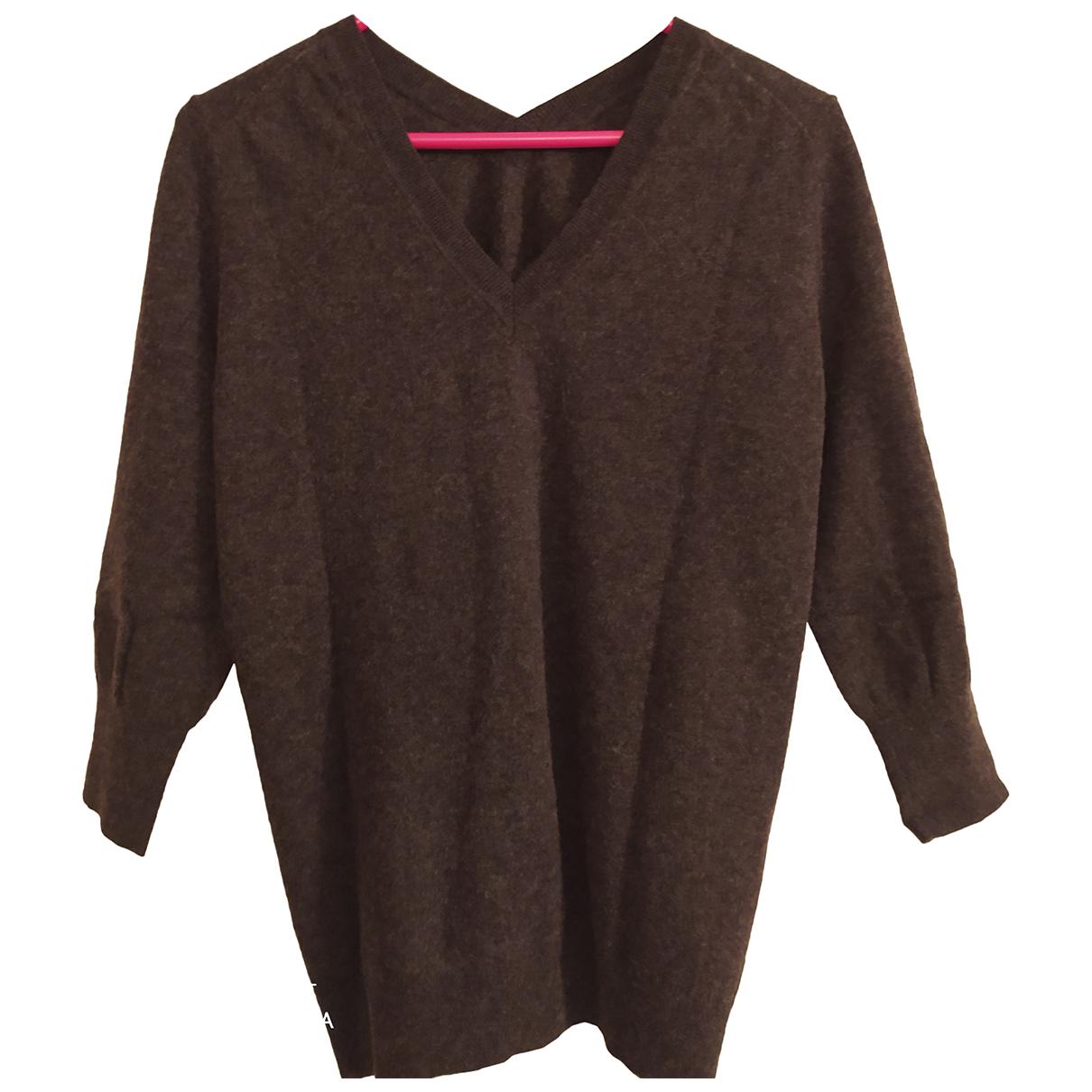 Isabel Marant Etoile N Anthracite Wool Knitwear for Women 40 FR