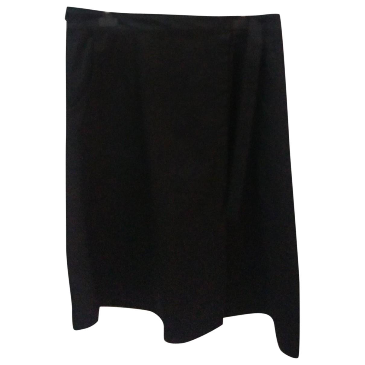 Dolce & Gabbana N Black Cotton skirt for Women 42 IT