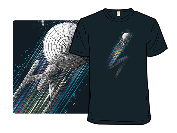 Warp Speed T Shirt