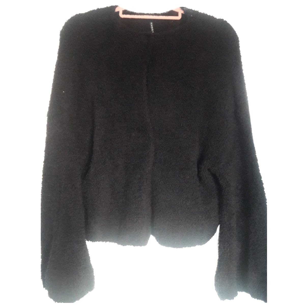 Liviana Conti \N Black Wool jacket for Women One Size FR