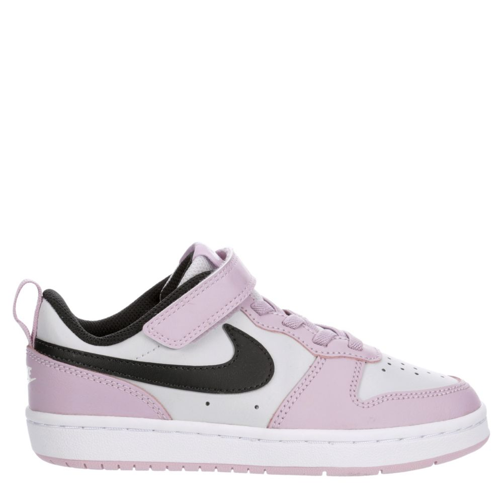 Nike Girls Court Borough 2 Shoes Sneakers