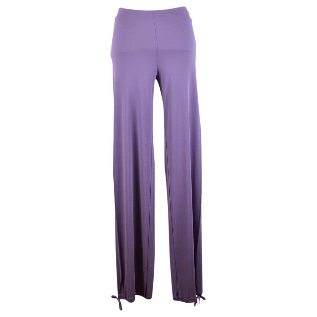 Pantalon de Lona Jean Paul Gaultier