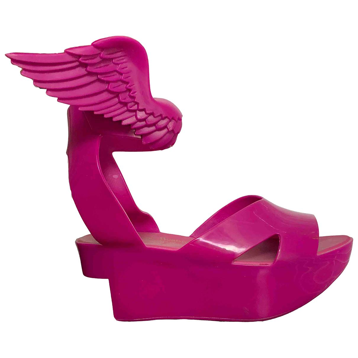 Vivienne Westwood Anglomania - Sandales   pour femme - violet