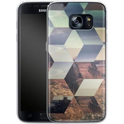 Samsung Galaxy S7 Silikon Handyhuelle - Syylvya Rrkk von Spires