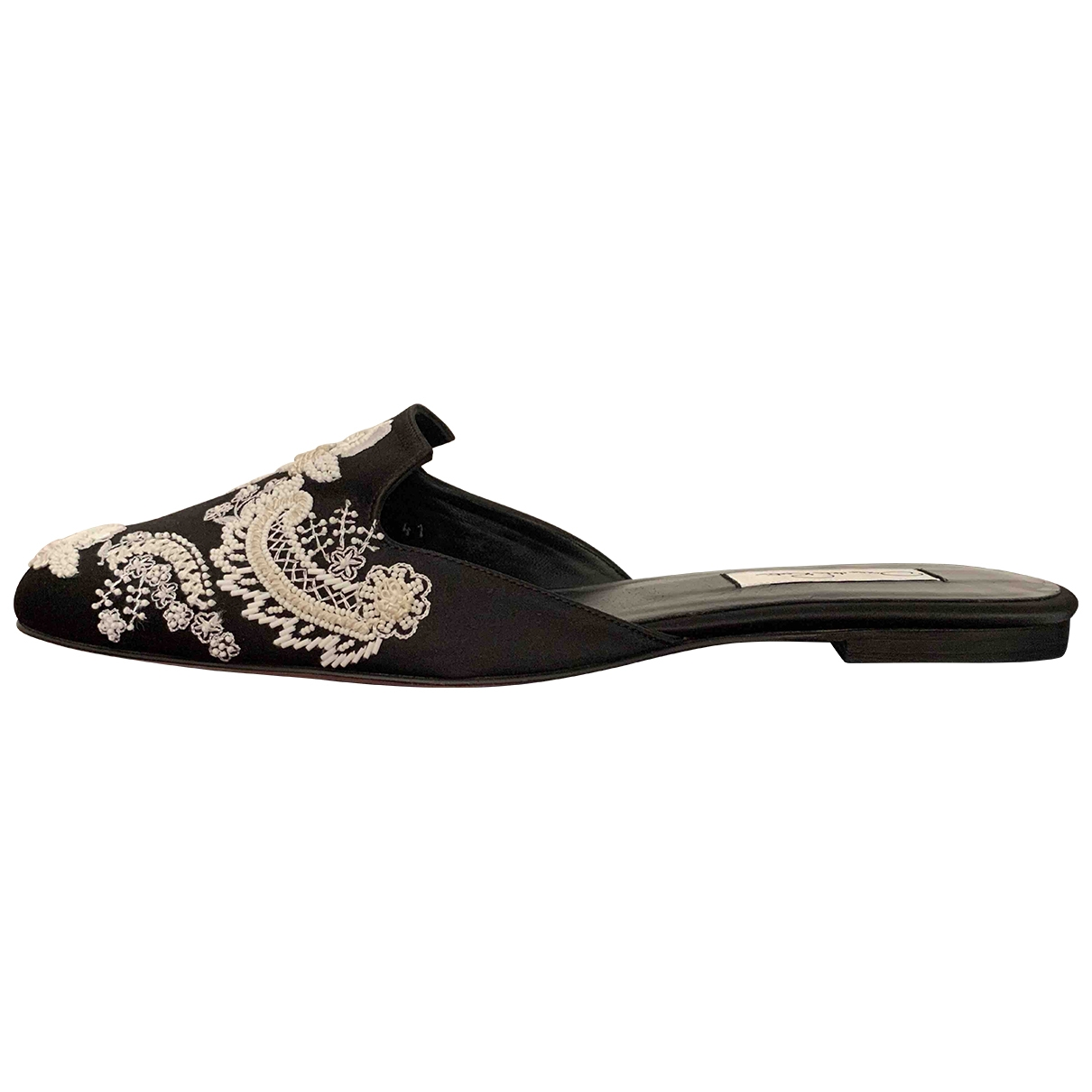 Oscar De La Renta \N Multicolour Cloth Ballet flats for Women 41 EU