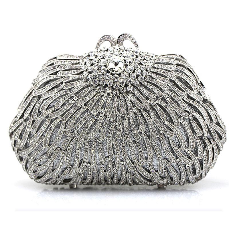 Ericdress Banquet PU Mini Clutches & Evening Bags
