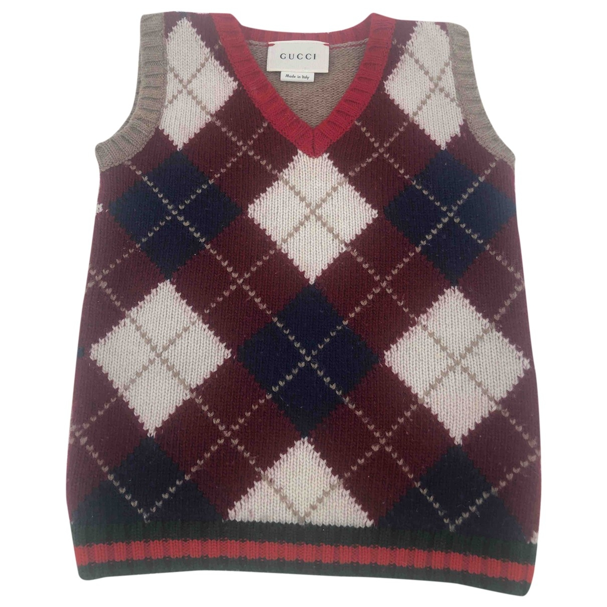 Gucci \N Multicolour Wool Knitwear for Kids 2 years - until 34 inches UK