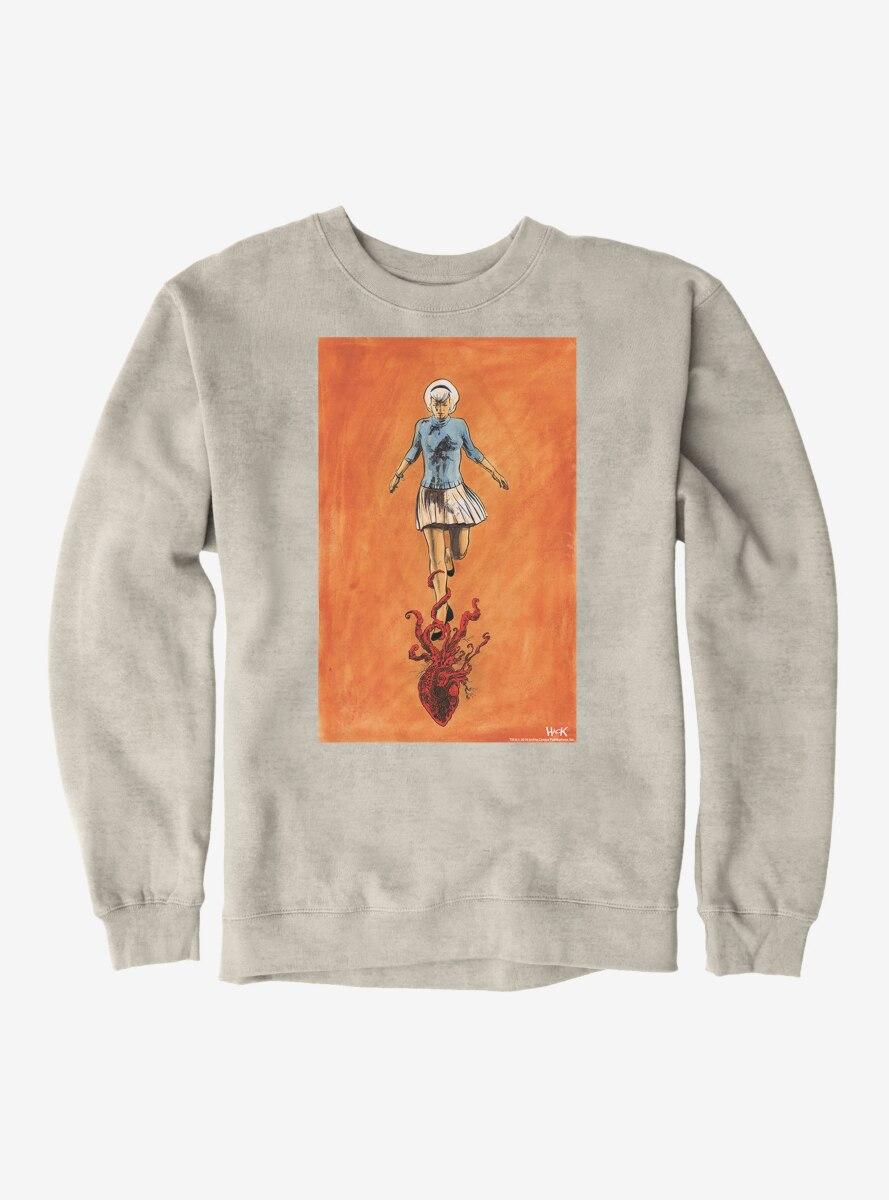 Archie Comics Chilling Adventures of Sabrina Heart Tentacles Sweatshirt