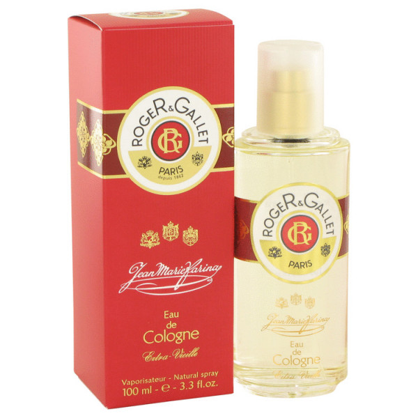 Roger & Gallet - Jean Marie Farina Extra Vielle : Cologne Spray 3.4 Oz / 100 ml