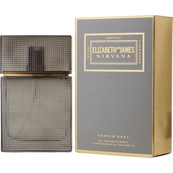 Elizabeth and James - Nirvana French Grey : Eau de Parfum Spray 1.7 Oz / 50 ml
