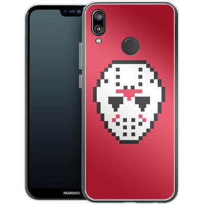 Huawei P20 Lite Silikon Handyhuelle - Jason von caseable Designs
