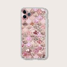 Glitter Fish Scales iPhone Case