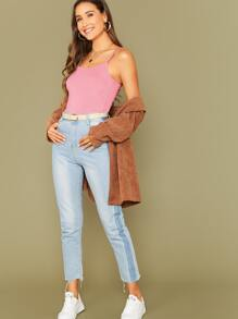 Form Fitted Cami Top