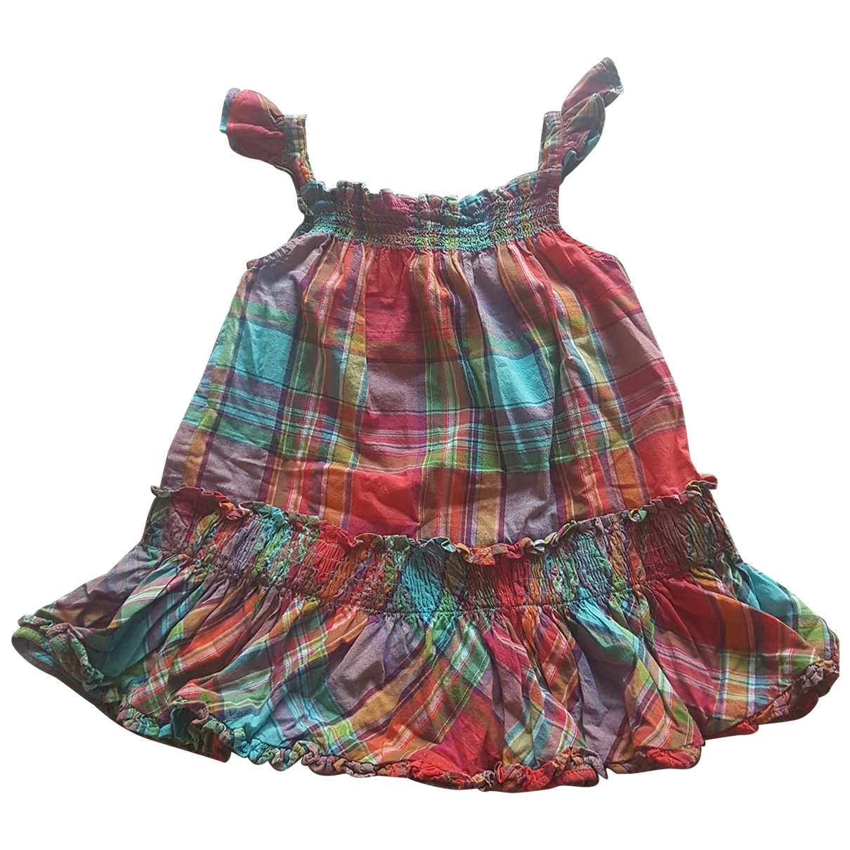 Ralph Lauren \N Multicolour Cotton dress for Kids 3 years - up to 98cm FR