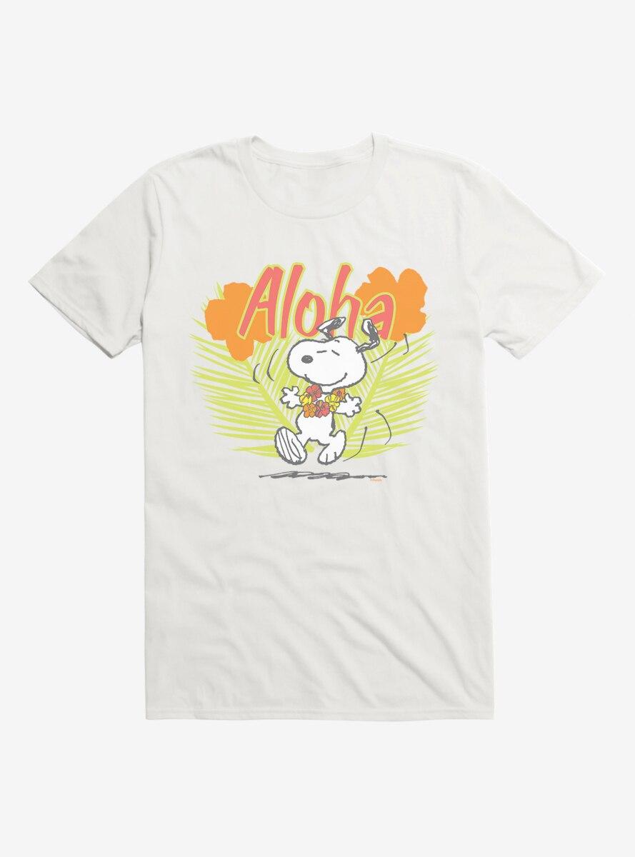 Peanuts Aloha Snoopy T-Shirt
