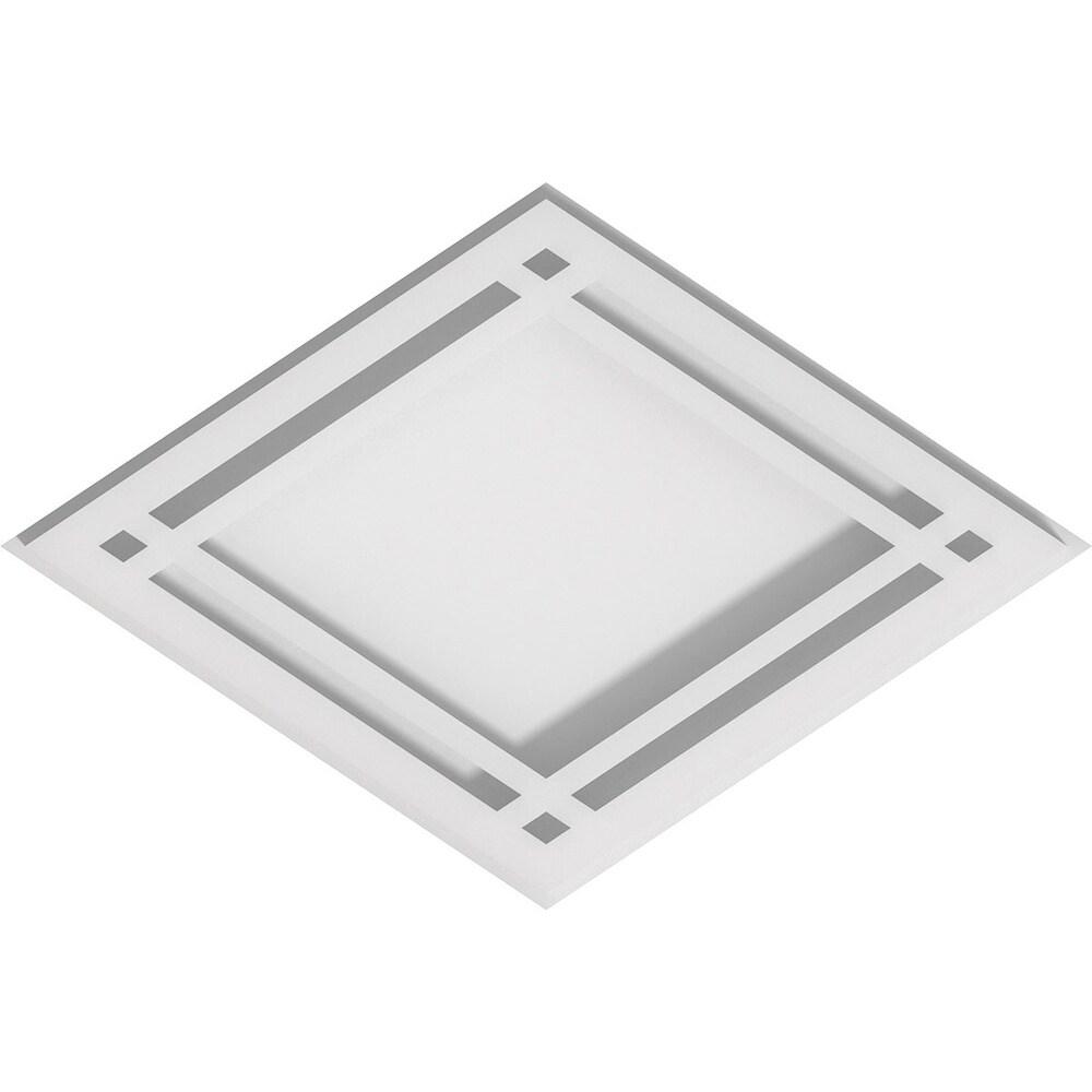 Diamond Architectural Grade PVC Contemporary Ceiling Medallion (14