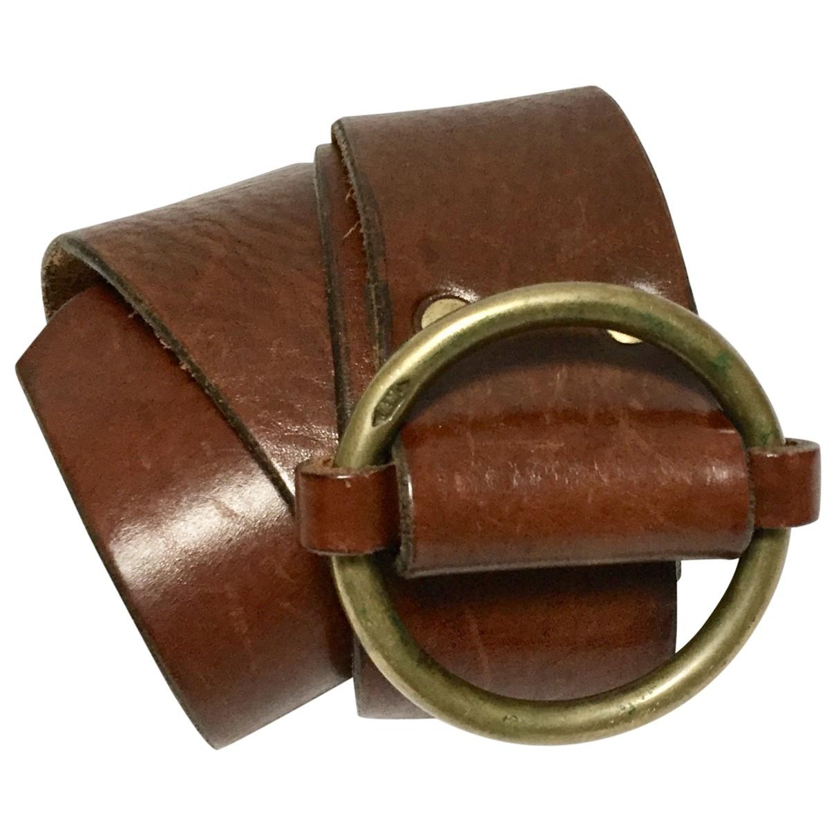 Cinturon de Cuero J & M Davidson