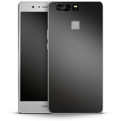 Huawei P9 Silikon Handyhuelle - Carbon II von caseable Designs