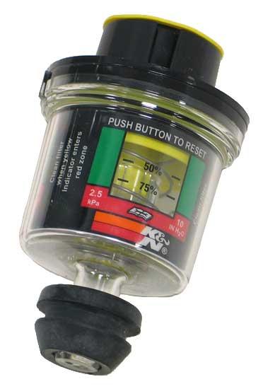 K&N 85-2445 Filter Minder, Push in