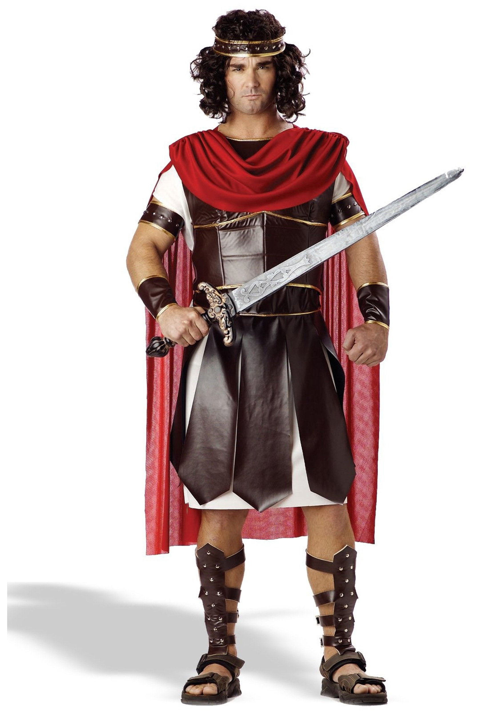 Men's Hercules Costume