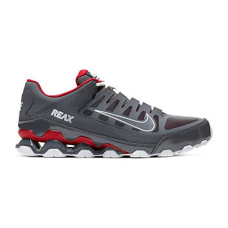 Nike Reax 8 Mens Training Shoes, 9 1/2 Medium, Black