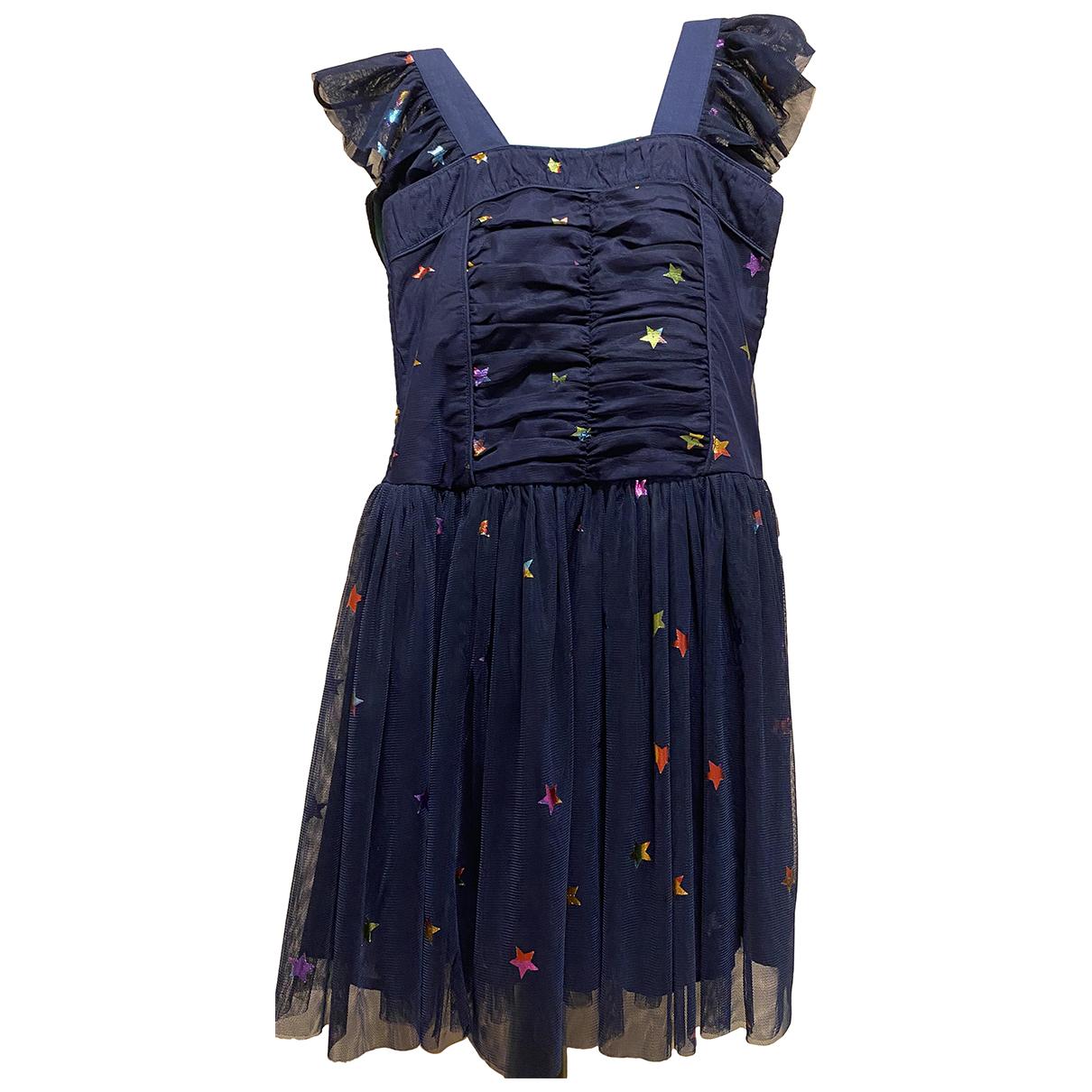 Stella Mccartney Kids - Robe    pour enfant - bleu