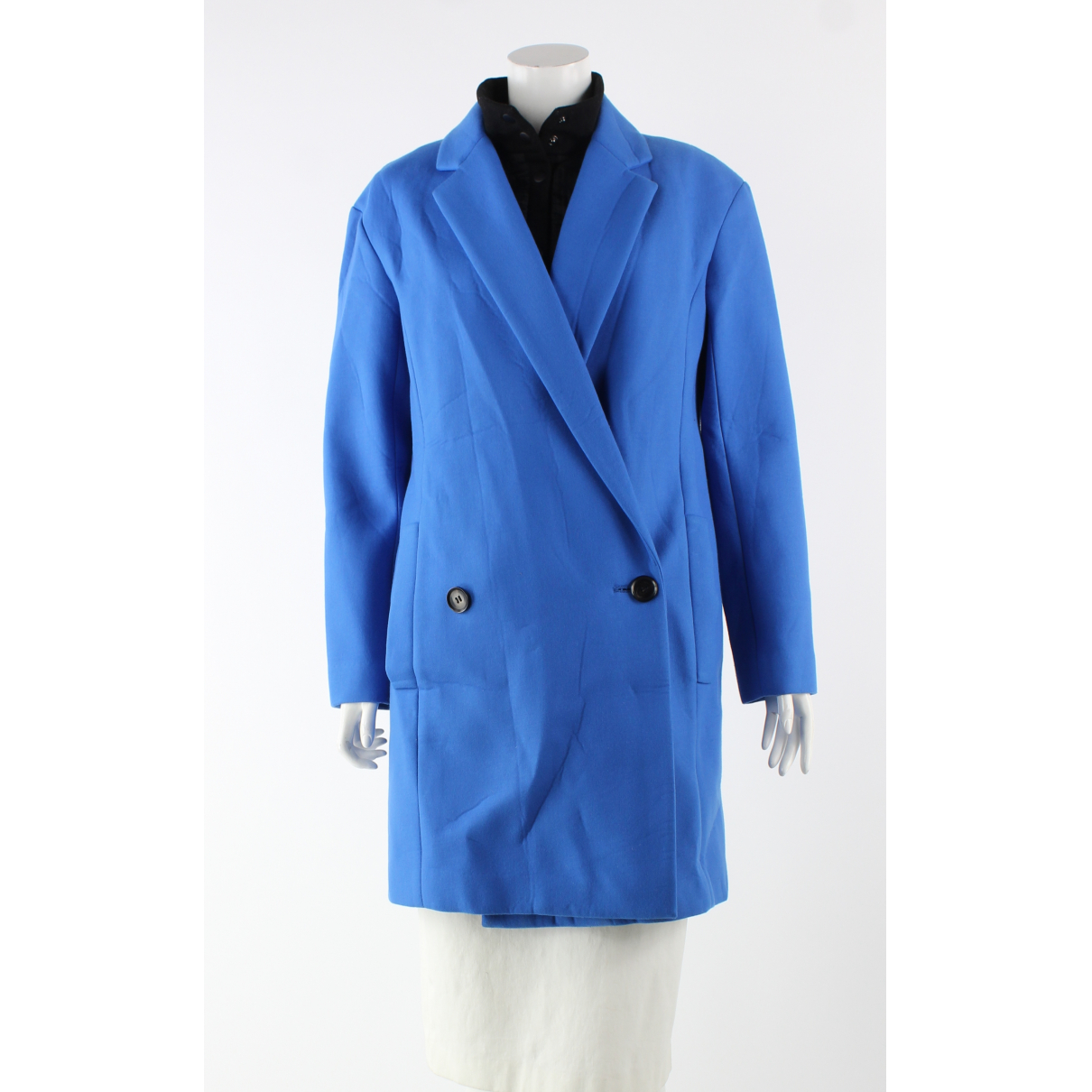 Tibi N Blue Cotton coat for Women S International