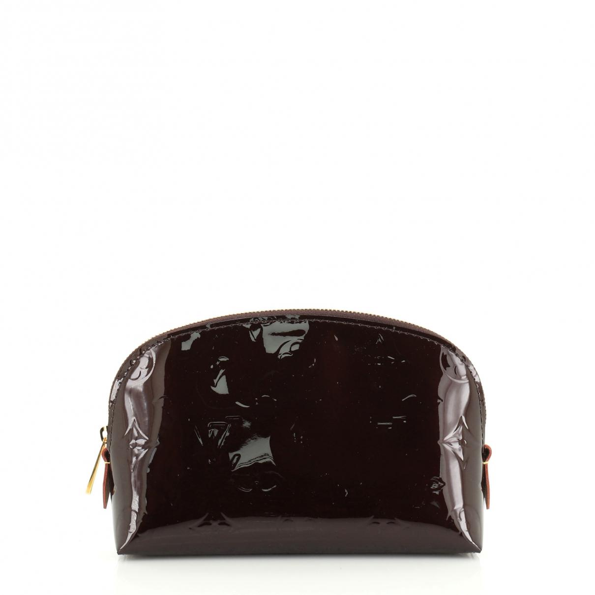 Louis Vuitton - Sac de voyage   pour femme en cuir - violet