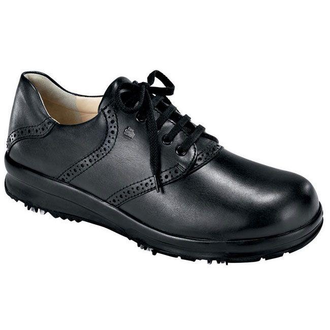 Finn Comfort Augusta Black Leather 35 Uk