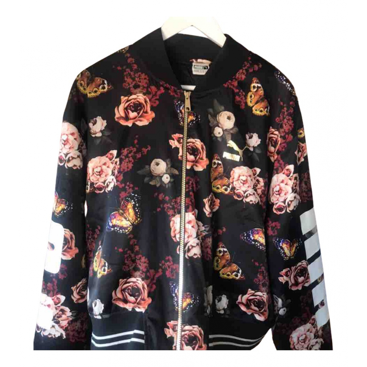Puma N Multicolour Cotton jacket for Women XL International