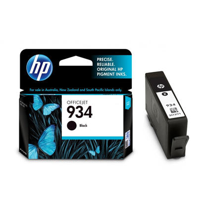 HP 934 C2P19AN Original Black Ink Cartridge