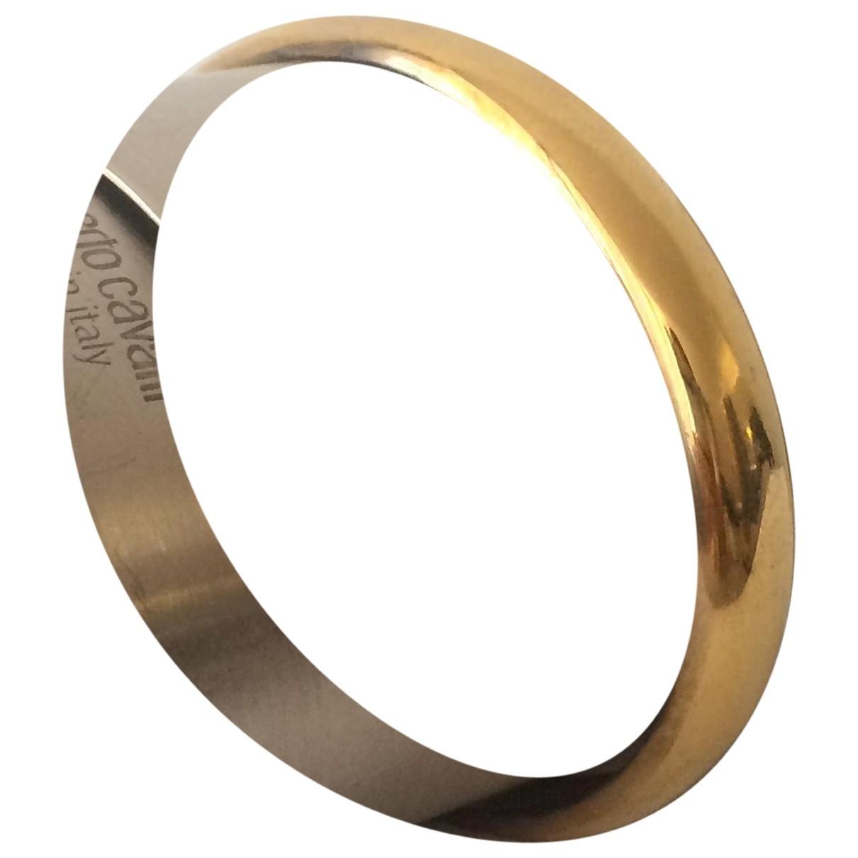 Roberto Cavalli \N Armband in  Silber Metall