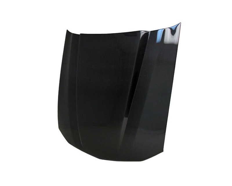 Anderson Composites AC-HD0506FDMU-CL Carbon Fiber Hood 2.5inch Cowl Ford Mustang 05-09