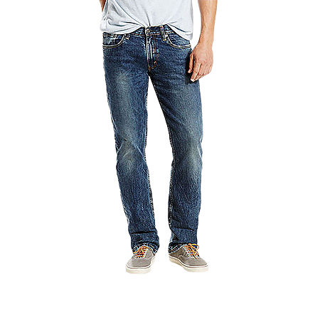 Levi's Men's 514 Straight Fit Jeans, 36 36, Blue