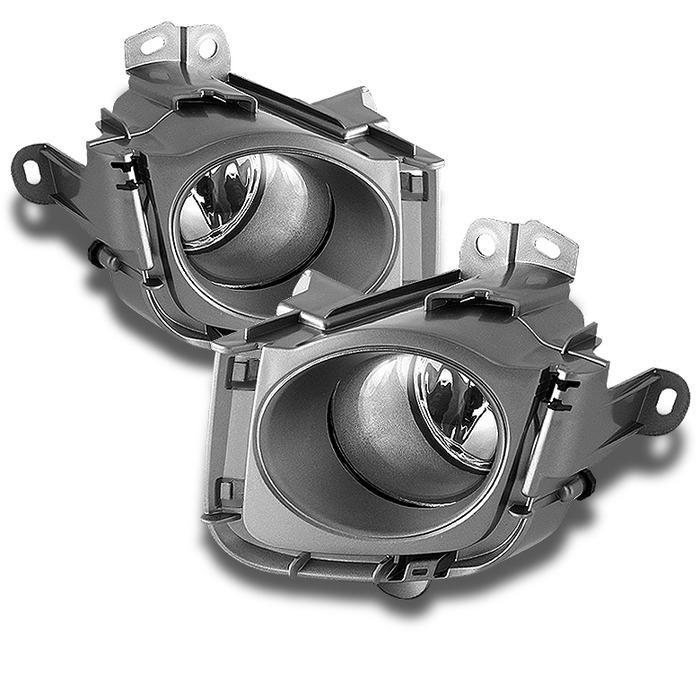 Spyder Auto FL-TPRI2010-C Clear OEM Fog Lights with Switch Toyota Prius 10-11
