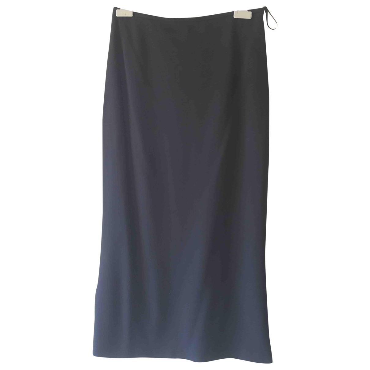 Escada - Jupe   pour femme en laine - noir